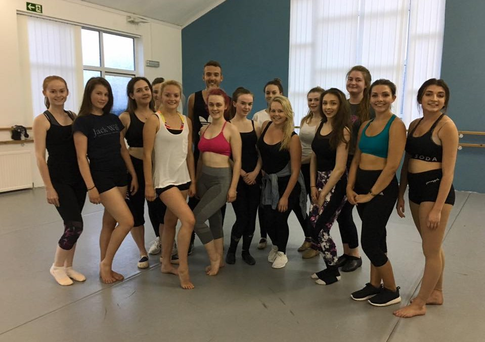 Workshops with George 2017