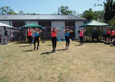Salmestone School Summer Fete