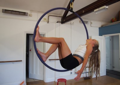 Aerial Hoop Classes and Workshops